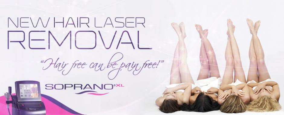 Alma Laser Hair Removal