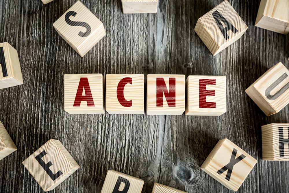 acne ad