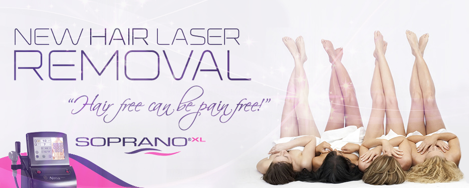 Alma Laser Hair Removal