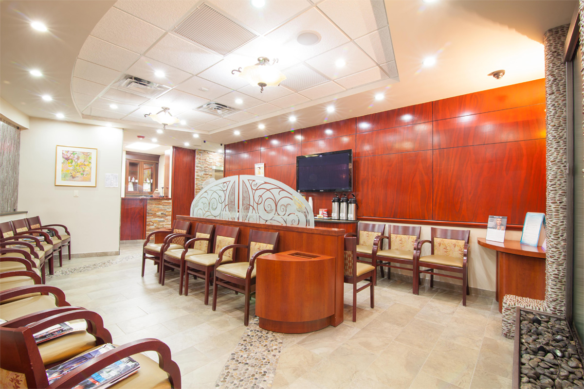 Dr Longwill's office