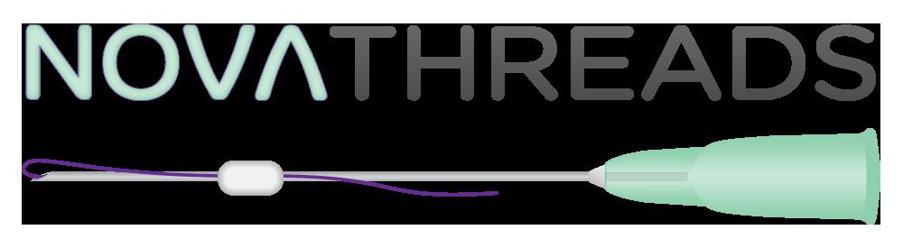 NovaThreading logo/ad