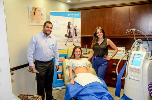 Night of Beauty Coolsculpting