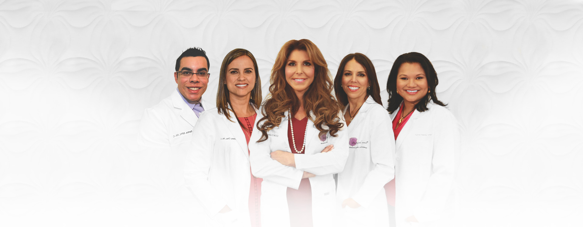 Dr. Longwill and her staff