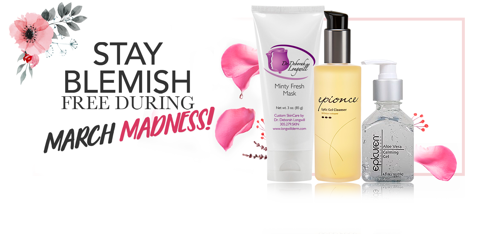 March products of the month