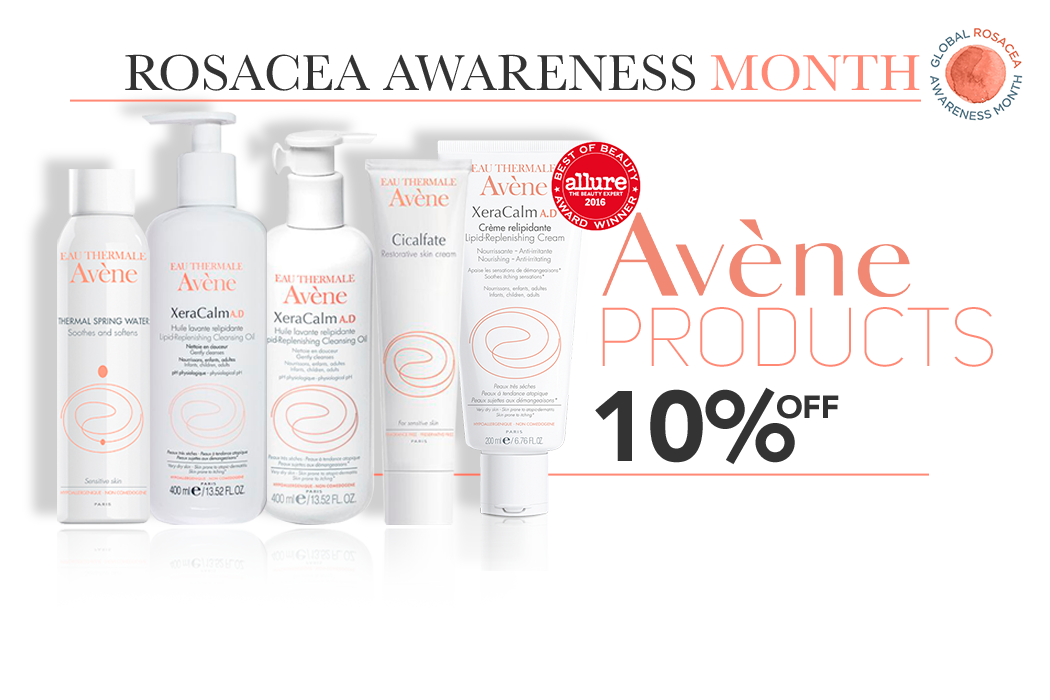 a avene product special for rosacea