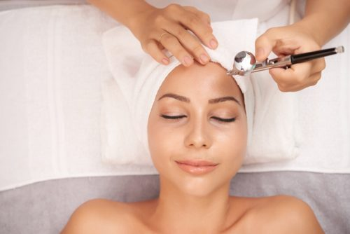Oxygen Facial in Key Biscayne