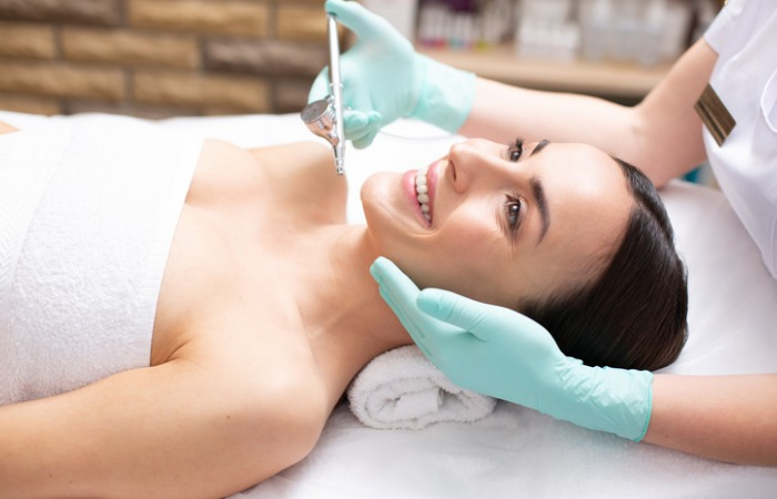 Oxygen Facial in Palm Beach